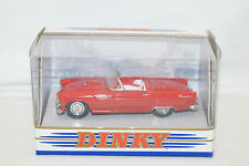 Dinky Collection DY-31 FORD Thunderbird Cabriolet offen 1955 rot 1:43 Matchbox