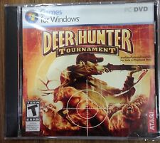 NEW*SEALED PC Game DEER HUNTER TOURNAMENT (PC) BRAND NEW FACTORY SEALED