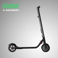 SEGWAY-NINEBOT ES2 KICKSCOOTER–GREY METALLIC–LATEST SPEC