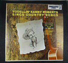 Kenny Roberts ‎– Sings Country Songs (Vocalion ‎– VL 73770)