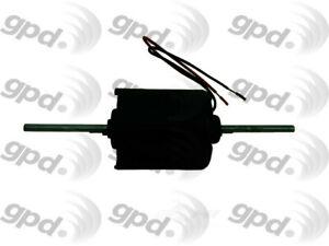 HVAC Blower Motor Rear Global 2311292