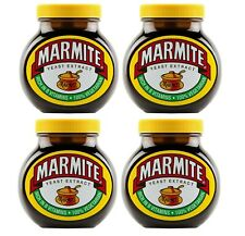 4X Bote de Marmite Levadura Extraer Extenderse 4 Bote 500g