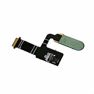 FOR HTC 10 Home Button Fingerprint Sensor Flex Cable Black Replacement Part FTS