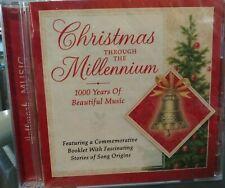 Christmas Through the Millennium UK  (CD)