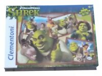 Puzzle 104tlg. Shrek ab 6 Jahre Clementoni