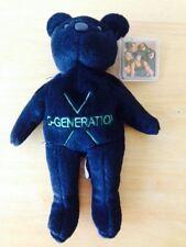 Wwf Wwe Attitude Bear D-Generation X (Black)
