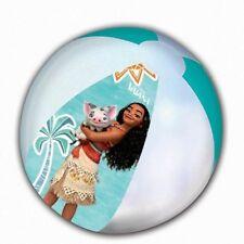 Ballon gonflable VAIANA Disney 45cm plage/piscine - NEUF
