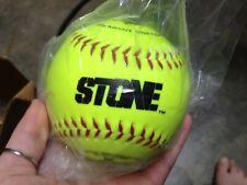 "DeMarini Stone Series 12"" ASA Official Softball"