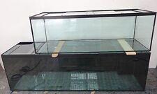 """Saltwater Reef Marine Fish Tank Aquarium 96""""Lx24""""Hx24""""W  8x2x2Ft.  Double Base"""