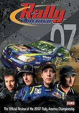 Rally America Championship - Official Review 2007 (New DVD) NTSC Pastrana Block