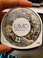 Yggdra Union: We'll Never Fight Alone (Sony PSP, 2008) Disc Only TESTED!
