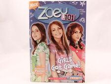 LIKE NEW!! Zoey 101 Girls Got Game, Teenick adapted by Jane Mason & Sarah Hines