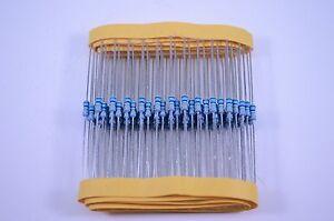 100pk - 560K(Green-Blue-Yellow) - 1/4W - 5% Resistors