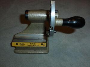 ARRI Filmhobel 16mm für Nassschnitt