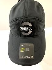 Nike Bank of America Chicago Marathon 2018 Aerobill Running Hat Jogging Tailwind