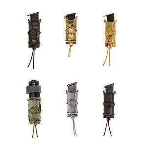 HSGI High Speed Gear PISTOL TACO MOLLE Single Mag Pouch 11PT00 NEW All Colors!