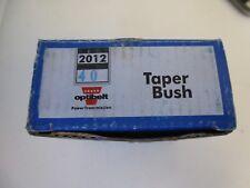 Optibelt  TAPER BUSH Buchse Spannbuchse Type 2012 Bohrung 40mm | NEU | OVP