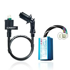 performance cdi & ignition coil for tomberlin crossfire 150 150r 150cc go  kart
