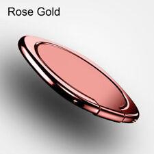 Magnetic Metal Bracket 360° Rotation Finger Ring Mobile Phone Stand Car Mount