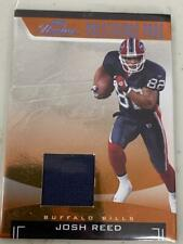 Josh Reed 2006 Prestige Pros Jersey Patch Buffalo Bills LSU 189/250 C18