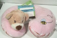 New Kellybaby Baby Neck Pillow Bear Pink Bumblebee Plush Stripe Head Support