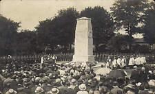 Maidstone War Memorial Ceremony.