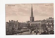 Bristol Bridge, Haywards Postcard, A411