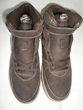 Nike Air Force 1 Mid Size 10.5 Style #310277-222 Baroque Brown / Bone Chocolate