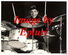 Louis Louie Bellson 8x10 B&W Publicity Photo