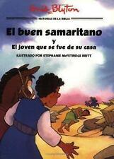 El buen samaritano y el joven que se fue de la casa (Historias bíblicas