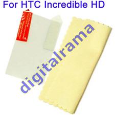 Pellicola per HTC Incredible HD, Specchio, proteggischermo e antigraffio