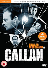 Edward Woodward Drama Box Set DVDs & Blu-ray Discs