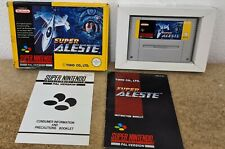Super Aleste SNES