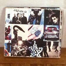 U2 Achtung Baby 1991 CD Digipak Island Bono The Edge