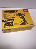 DeWalt New DCD777C2 20v Compact Brushless Drill/Driver Kit Max Lithium Ion