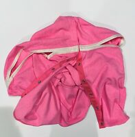 NWT Lululemon Vinyasa Wrap Heathered Pink HPIN Rulu Soft Scarf Shawl NEW