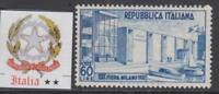 ITALY Repubblica - 1952 30^ Fiera di Milano cv 85$ MNH** VERY FINE