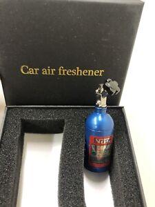Nos car air freshener Bottle