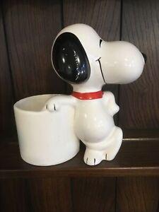 Snoopy Planter