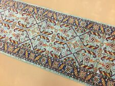 "Gorgeous 3x9 Tribal Oushak Persian Oriental Rug Runner Hand Knotted 2'8"" X 8'5"""