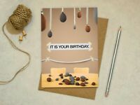 The Office Dwight Schrute - It Is Your Birthday - Funny Birthday Greetings Card