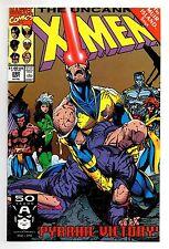 1991 The Uncanny X-Men X-factor #280 Marvel The Muir Island Saga Pyrrhic Victory
