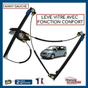 Leve vitre confort avant gauche conducteur Renault Espace 4 =8200017903