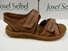 Josef Seibel Mens Sandals Raul 19 CASTAGNE Brazil Size EU 44