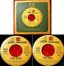 Single Quincy Jones: Money Runner (Reprise REP 14 160) D 1971