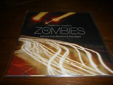 zombies  breath out breath in    promo cd album
