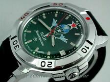 RUSSIAN MILITARY  VOSTOK  PARATROOPER  WATCH  #1597