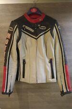 Giubotto In Pelle Moto Donna Spidi motorsport lady