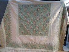 Antique Style Floral Decorative Quilts & Bedspreads