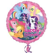 Palloncini rosa Amscan per feste e party, tema My Little Pony